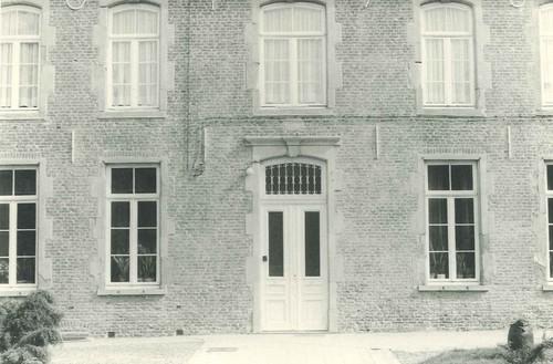 Beersel Dworp Vroenenbosstraat 5 pastorie
