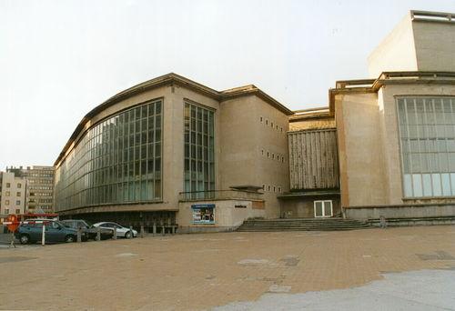 Oostende, casino-kursaal, Monacoplein Zonder Nummer