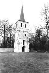 Toren oude parochiekerk Sint-Lambertus
