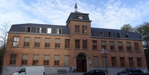 Harelbeke Paretteplein 19 Onze-Lieve-Vrouwrusthuis