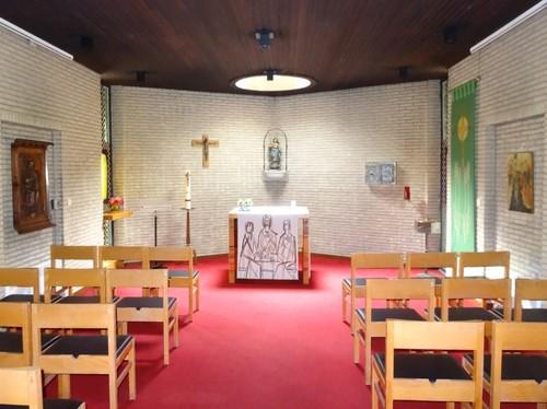 Kuurne Sint-Michielsweg zonder nummer Kapel in de Sint-Pieterskerk