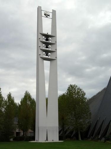 Kuurne Sint-Michielsweg zonder nummer Sint-Pieterskerk klokkentoren