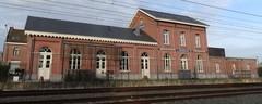 Deerlijk Stationsplein zonder nummer Zuidzijde van het station (https://id.erfgoed.net/afbeeldingen/275509)