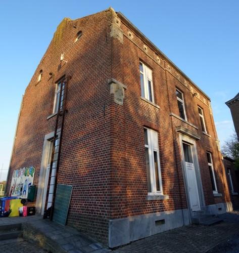 Sint-Truiden Sint-Martinusstraat 8 Westzijde van de kapelanie