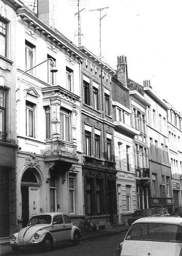 Antwerpen Terlinckstraat 73 en volgende