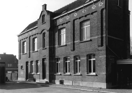Antwerpen Veltwijcklaan 17-19