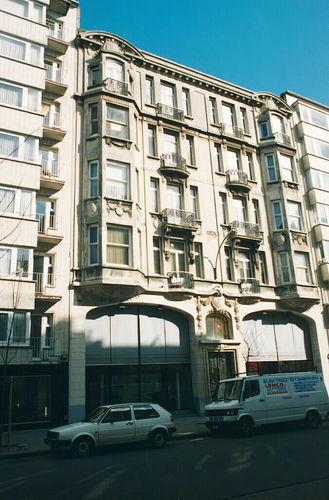 Oostende, Rogierlaan 42-46