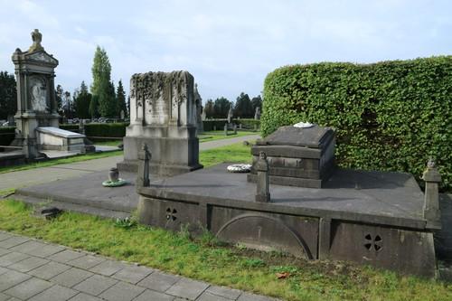 Willebroek Dendermondsesteenweg zonder nummer Begraafplaats