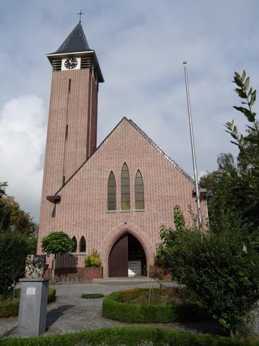 Zele Huivelde zonder nummer Parochiekerk Sint-Jozef