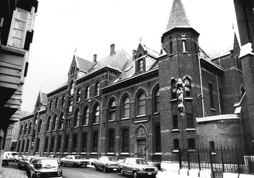 Antwerpen De Merodelei 12-14