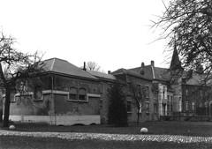 Huis Runcvoort bij school Virgo Maria