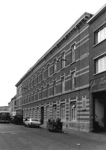 Antwerpen Dambruggestraat 304, Trapstraat 11-13