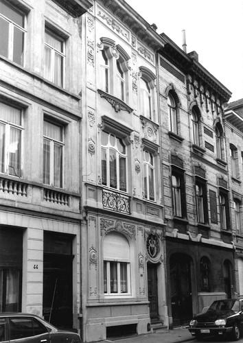 Antwerpen De  Waghemakerestraat 42-40