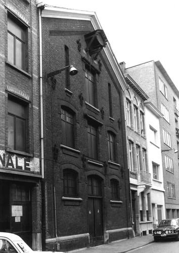 Antwerpen De  Waghemakerestraat zonder nummer