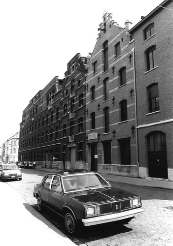 Antwerpen Duboisstraat 46-48-50A