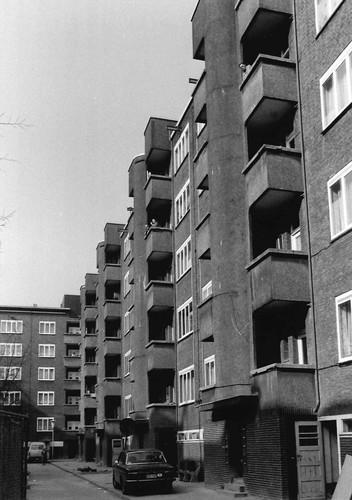 Antwerpen Duinstraat 83-93, Geelhandplaats 1-36