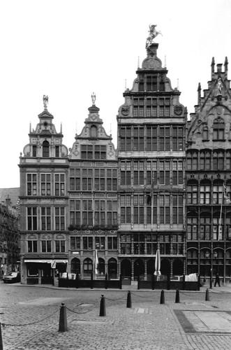 Antwerpen Grote Markt 3-5-7