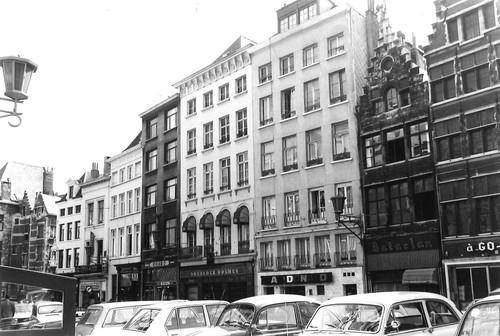 Antwerpen Grote Markt 42-58