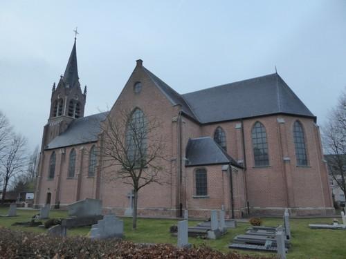 Geel Zammelseweg zonder nummer Sint-Laurentiuskerk