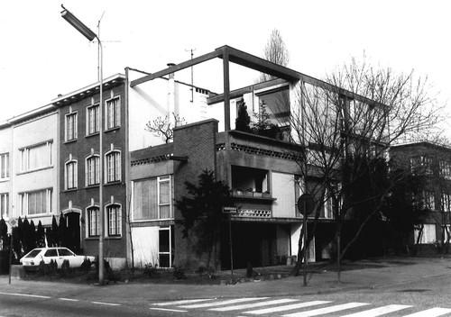 Antwerpen Keizershoevestraat 1