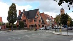 Brugge Leopold I-laan vredesbomen als laanaanplanting (https://id.erfgoed.net/afbeeldingen/277550)