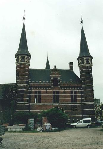 Antwerpen De Berlaimontstraat 11-27