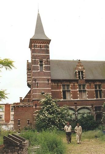 Antwerpen De Berlaimontstraat 11-15, 21-27