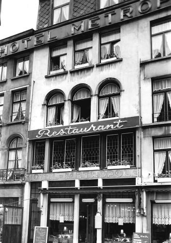 Antwerpen Handschoenmarkt 5