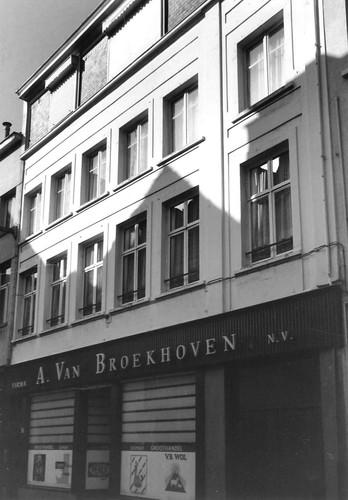 Antwerpen Hoogstraat 36