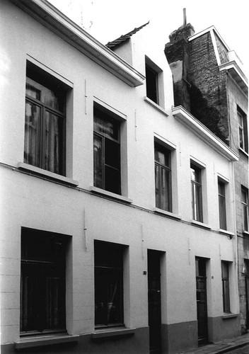 Antwerpen Kommekensstraat 16-18