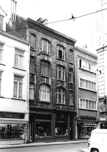 Antwerpen Lange Koepoortstraat 74-76