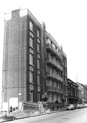Antwerpen Ferdinand Berckmansstraat 1-5 en Vinçottestraat 49-51