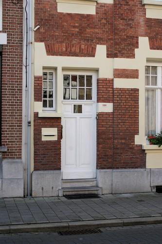 Plankenbergstraat 144 voordeur