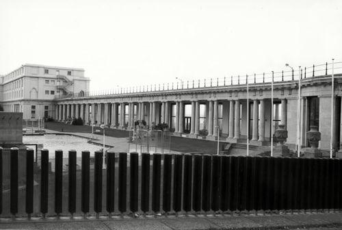 Oostende, Koninklijke gaanderijen, Zeedijk Zonder Nummer
