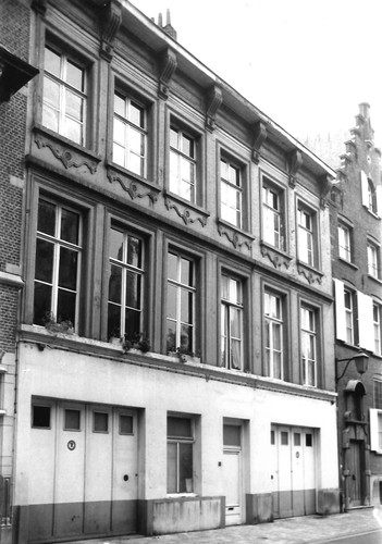 Antwerpen Lijnwaadmarkt 5-7