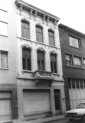Antwerpen Oudesteenweg 14