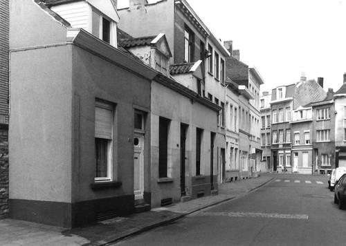 Antwerpen Oudesteenweg 101-105