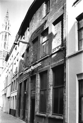 Antwerpen Pelgrimstraat 21