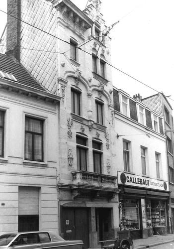 Antwerpen Pothoekstraat 59-61