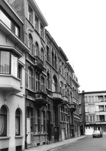 Antwerpen Regentstraat 21-29