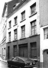 Laatclassicistisch burgerhuis