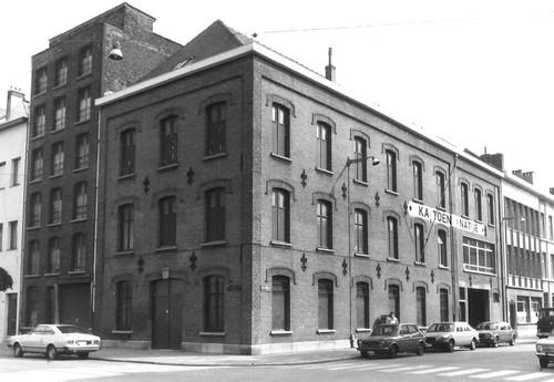 Antwerpen Van Aerdstraat 31