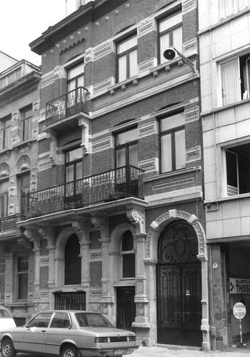 Antwerpen Van Arteveldestraat 50
