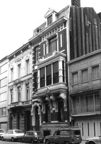 Antwerpen Violierstraat 6 en 8