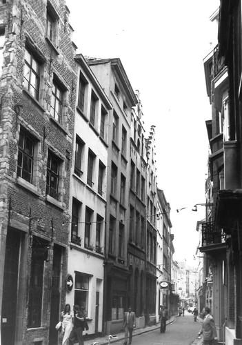 Antwerpen Wijngaardstraat 22-20
