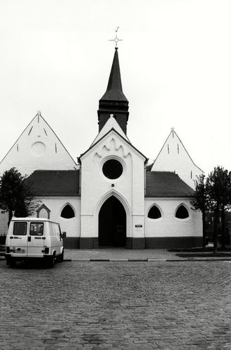 Oostende Stenedorpstraat zonder nummer Sint-Annakerk
