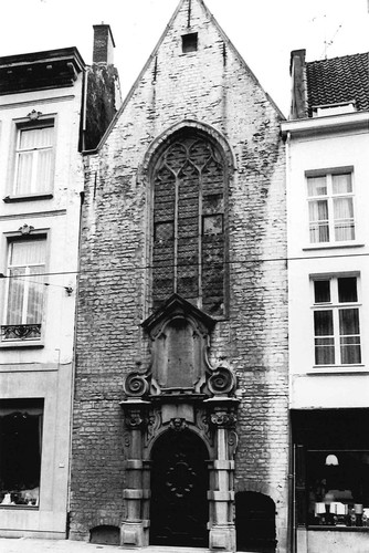 Antwerpen Korte Nieuwstraat 22