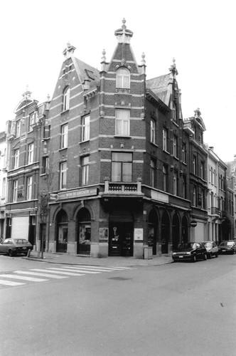 Antwerpen Sterlingerstraat 2-6 Betogingstraat 1-5