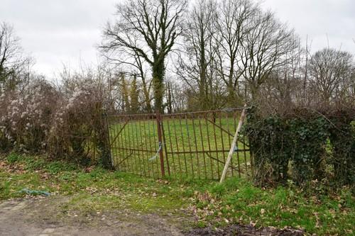 Borgloon Kerniel Colenstraat Hoogstamboomgaard hek(2)