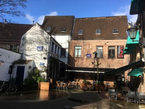 Mechelen Nieuwwerk 6-7 Gevels Nieuwwerk